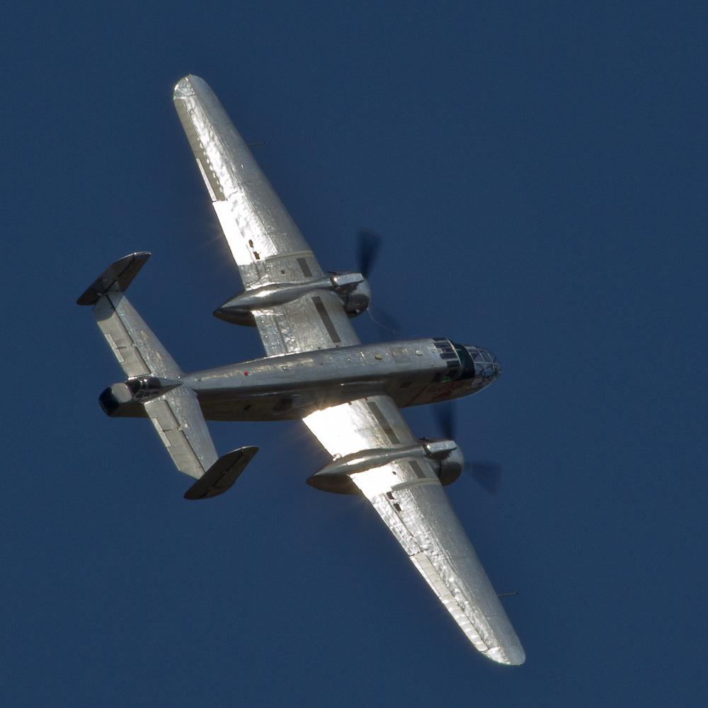 Silbervogel - North American B-25 Mitchell
