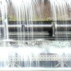 Silbervorhang