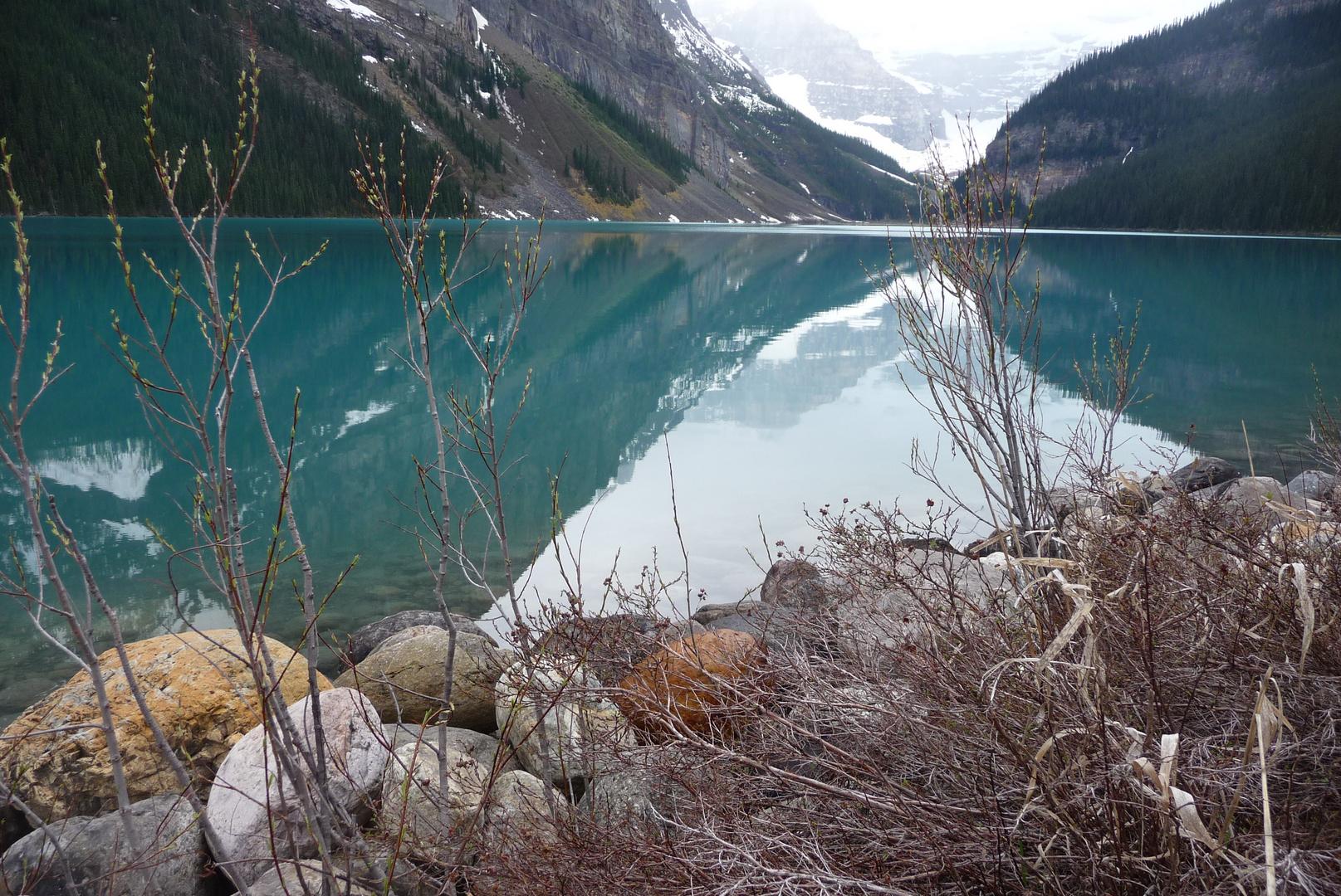 Silence / Lake Louise