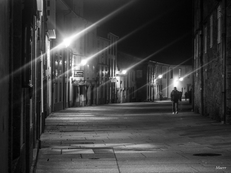 Silencio en la noche