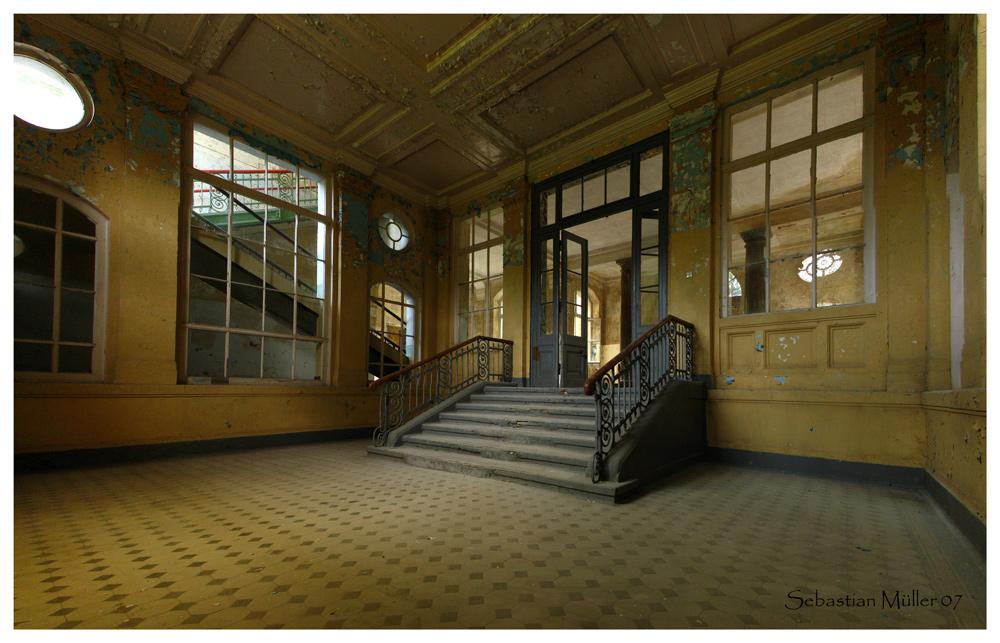 silent halls