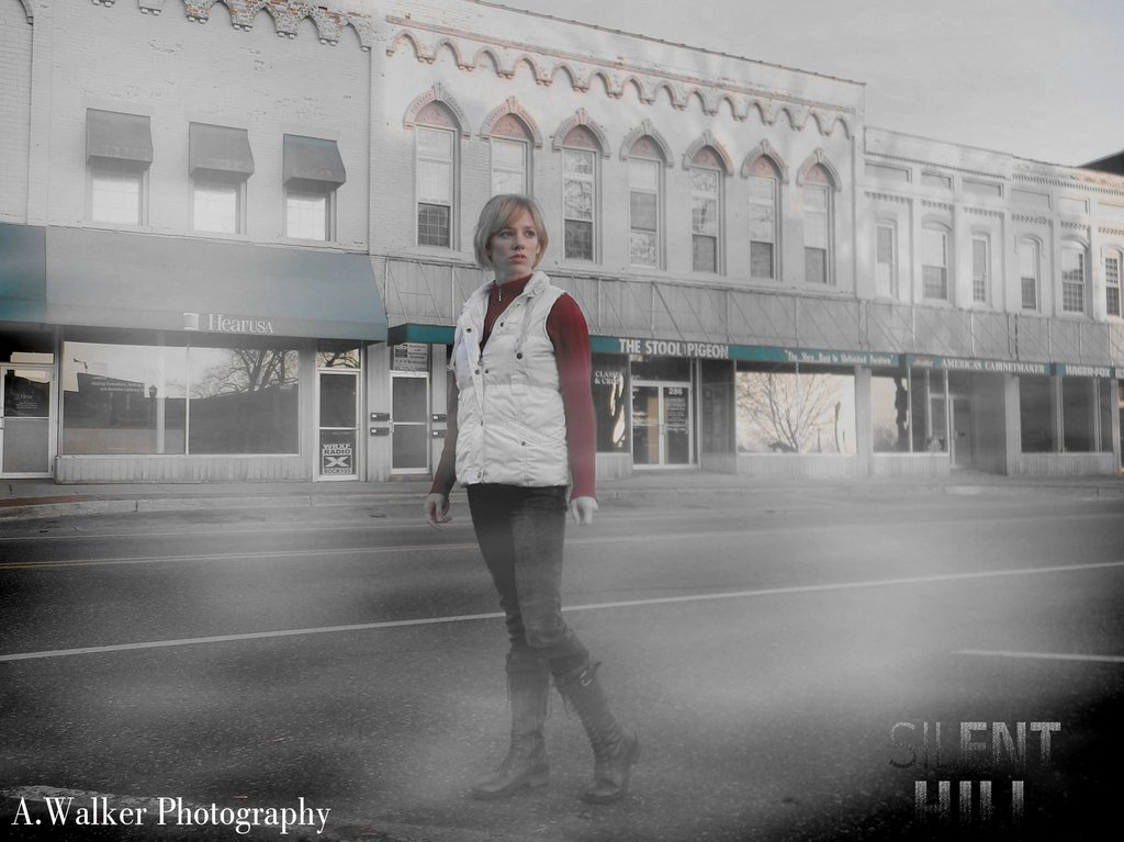Silent Hill town