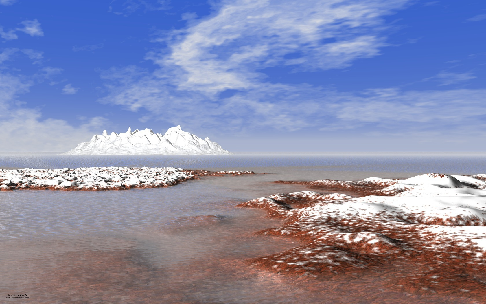 Silent Ice Coast