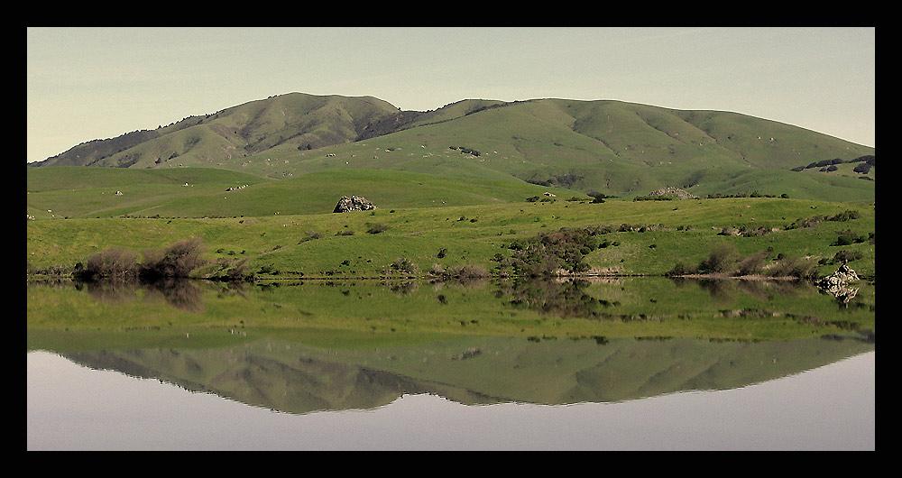 silent lake - Farbe