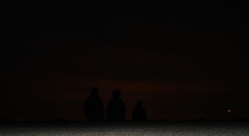 silhouette - der GROSSSTADT!