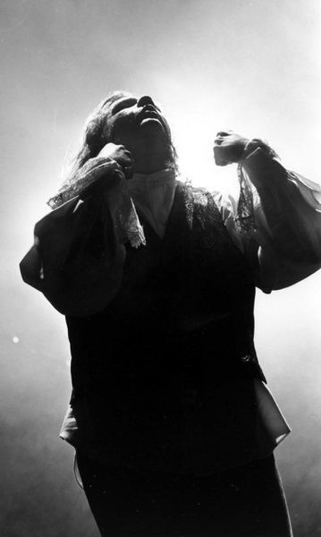 Silhouette Meat Loaf