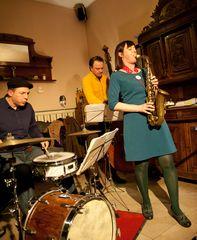 Silke Eberhard Trio - III.