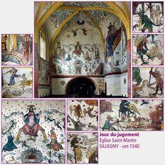 Sillegny · Église Saint-Martin II