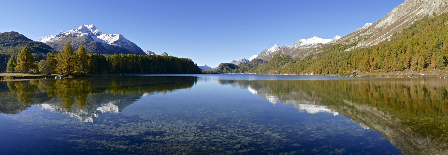 Sils-Baselgia, Silsersee