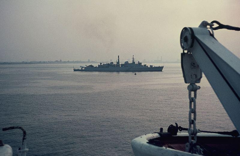 Silver Jubilee of Elizabeth II - Naval Review in Spithead (4)