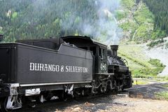Silverton-Durango, USA