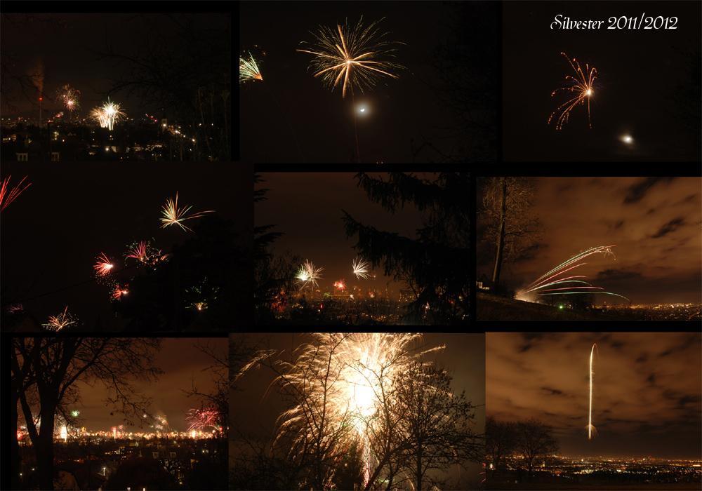 Silvester 2011/2012 in Wien