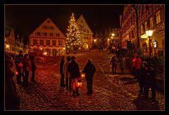 Silvester 20.15 Uhr in Schiltach