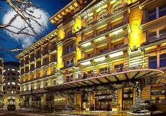 Silvester im Grand Hotel Wien