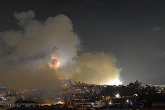 Silvesterfeuerwerk in Funchal auf Madeira (4)