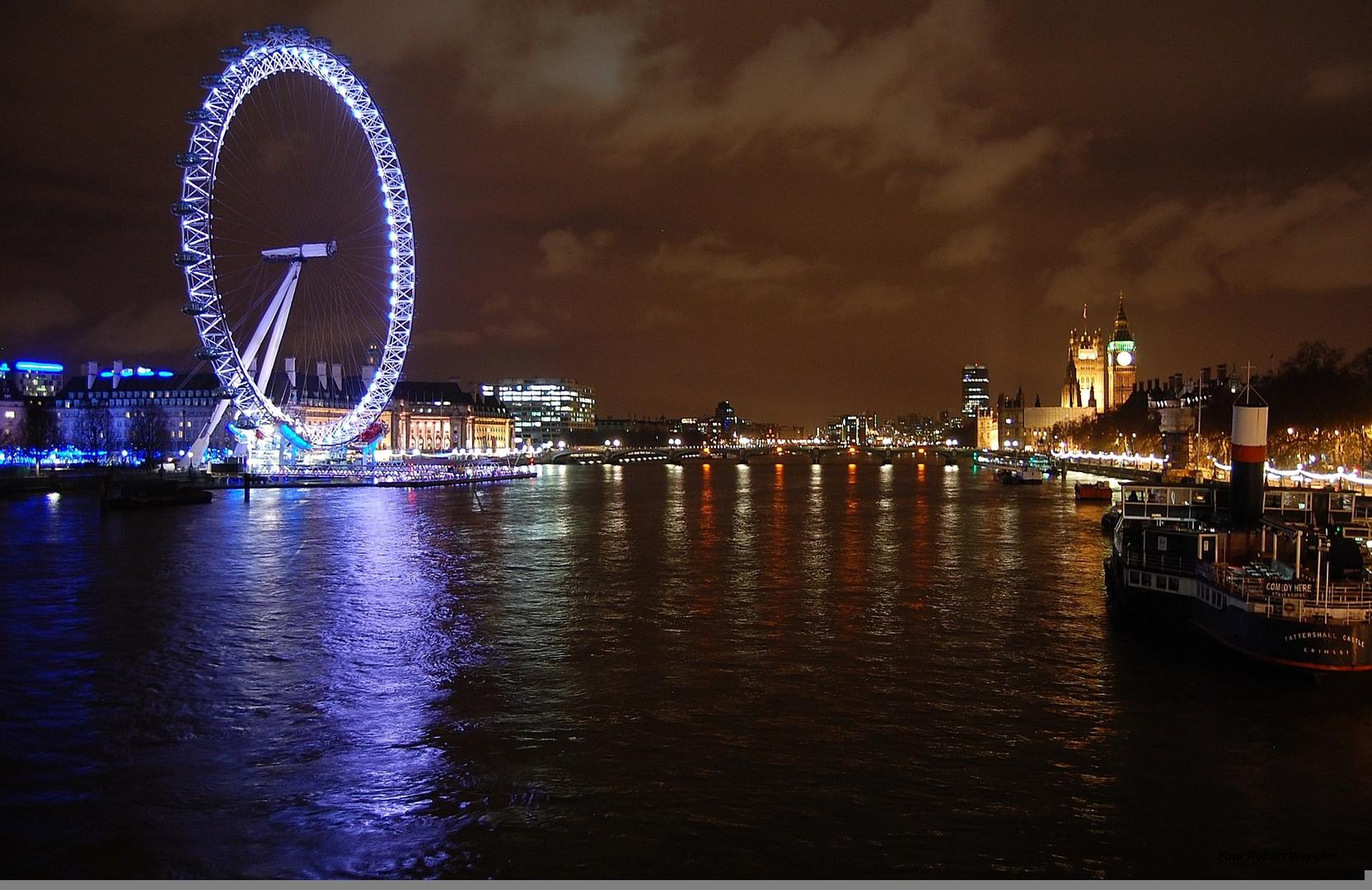 Silvesterreise 2010 / 2011 in London