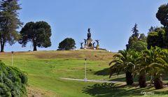 Simón Bolívar - Denkmal