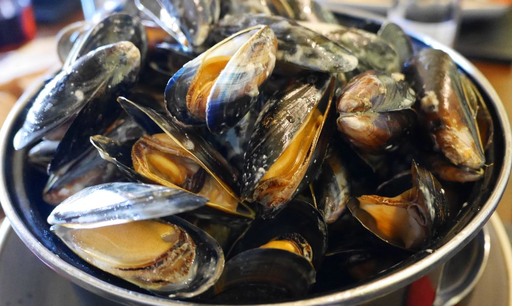 simple pub, perfect mussels
