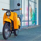 Simson Moped Schwalbe