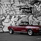 Sin City Mustang