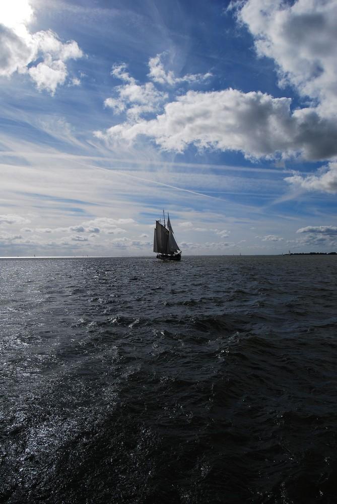 Sinbad on the Horizon
