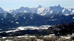 Sind diese Berge nicht wunderschön?