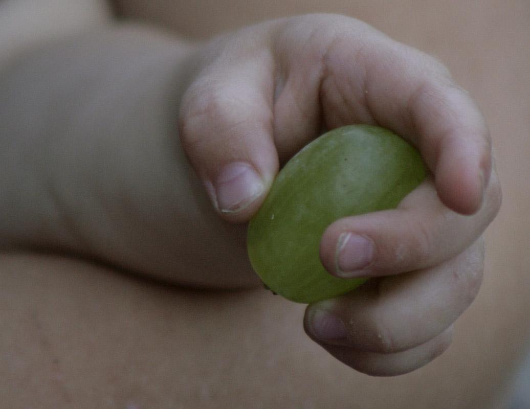 sind so kleine Hände...