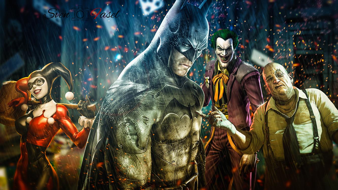 Sind wir nicht alle ein bisschen Batman