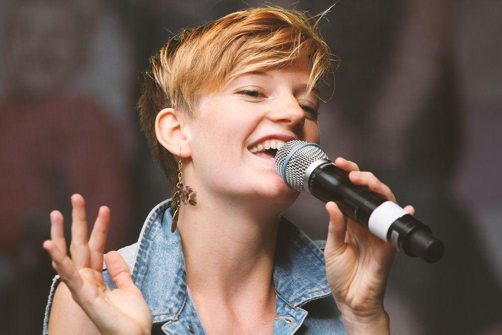 sing it loooooooooooud! Foto & Bild   erwachsene, menschen
