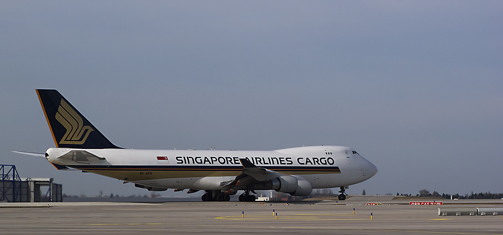 Singapore Airlines II