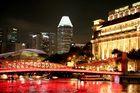 Singapore at night