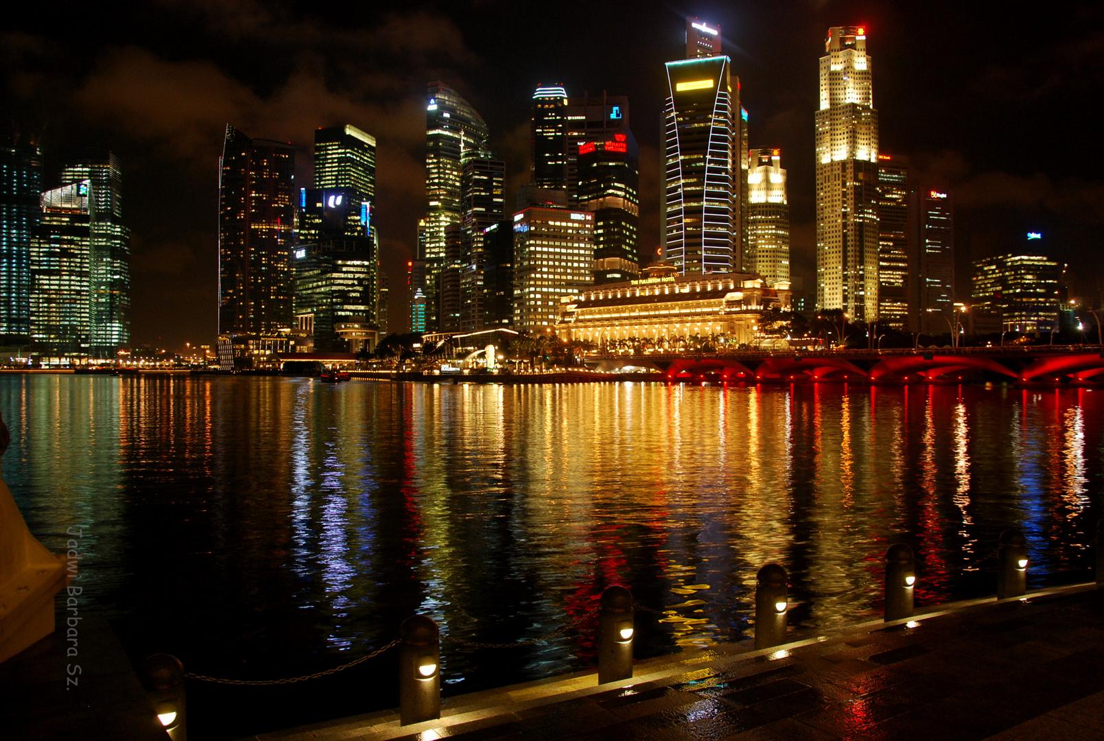 Singapore by night I