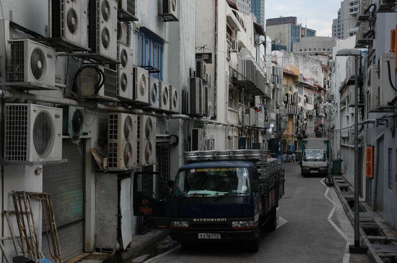 Singapore's Backstreet