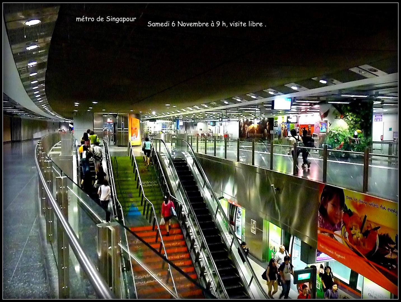 Singapour - 102 - Croisière Asie SE .