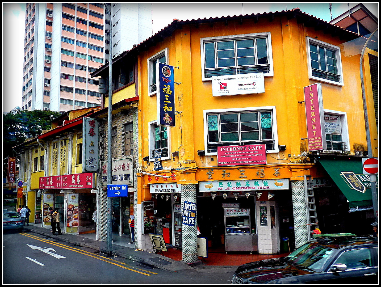 Singapour - 68 - Croisière Asie SE .