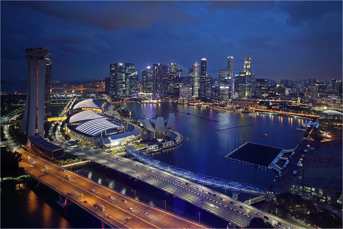 Singapur Blues