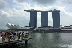 Singapur Hotel Marina Bay