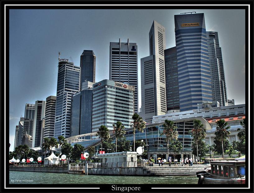 Singapur in sicht.....