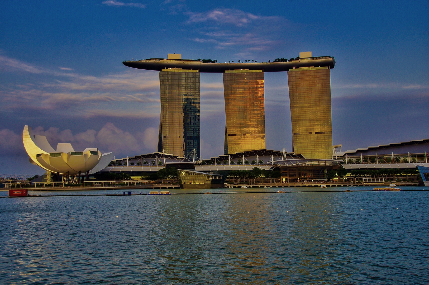 Singapur Night 2