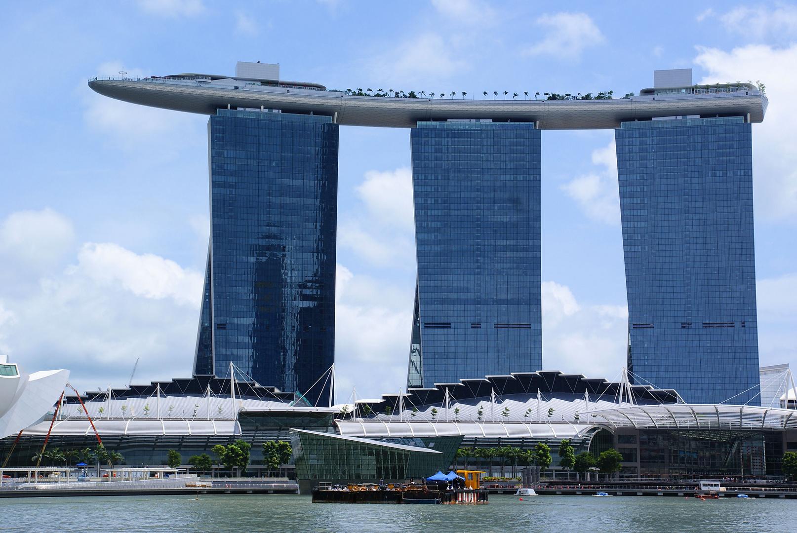 Singapur Sky Park