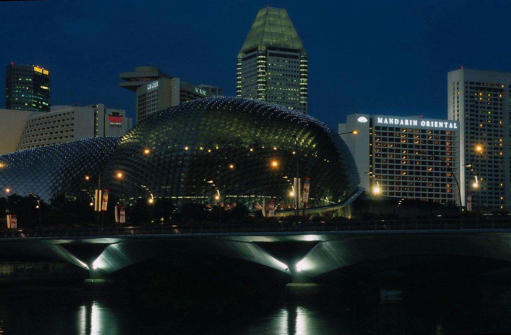 Singapur - Skyline