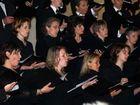 Singende Menschen