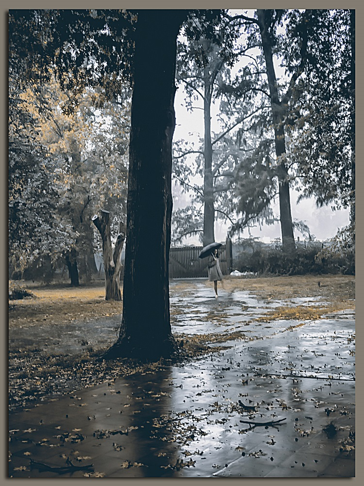 Singuin' in the rain