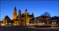 Sint Janskerk und Servatiusbasilika (Maastricht)