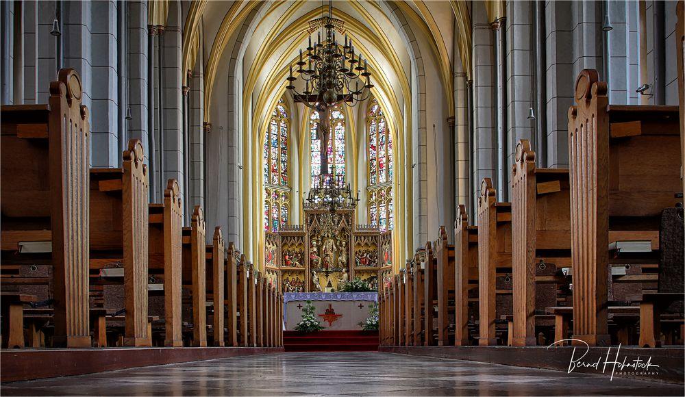 Sint-Landriuskerk zu Echt