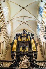 - Sint Salvator-Kathedraal (Hauptorgel)