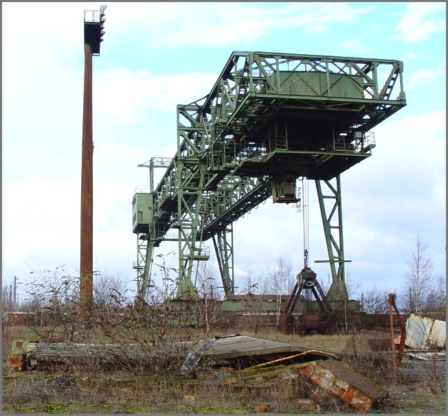 Sinteranlage Duisburg I
