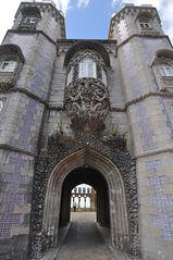 Sintra . Palacio da Pena
