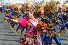 Sinulog 2015 Grand Parade Cebu-City 2