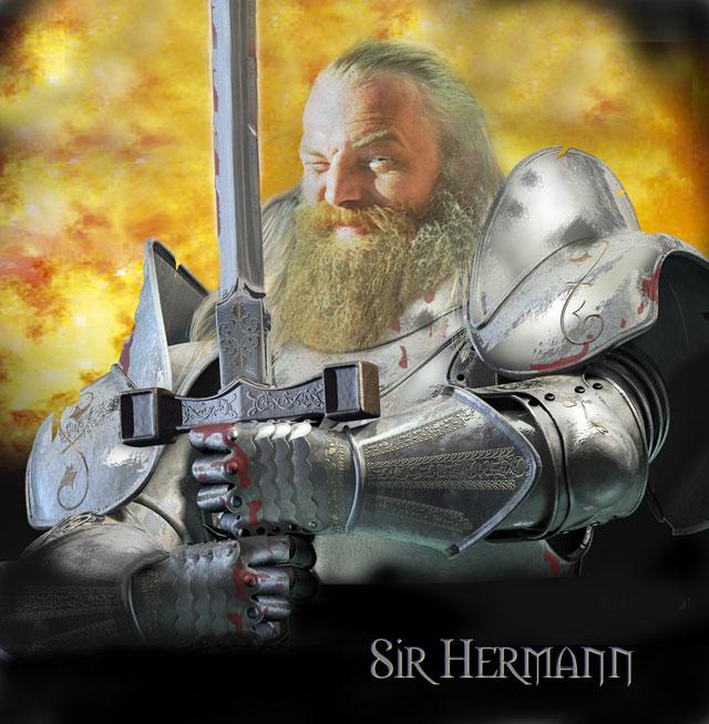 Sir Hermann